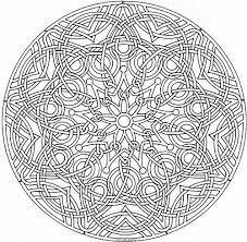Risultati Immagini Per Mandala Difficili Mandala Disegni Di