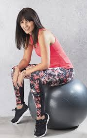 she s been dubbed the queen of fitness so it s no wonder that davina mccall has been