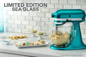 kitchenaid mixer stand mixer sea glass stand mixer kitchenaid artisan stand mixer ksm150