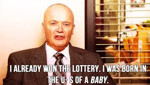 Creed Quotes Amazing Best Creed Bratton Quotes GIFs Find The Top GIF On Gfycat