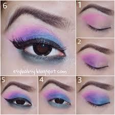 lunatic vixen tutorial 80s eye makeup