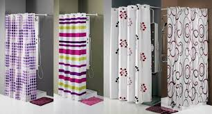 Types of curtains for the bathroom