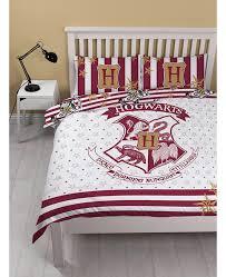 harry potter muggles double duvet cover bedding set