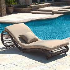 chaise lounge pool outdoor wicker pool chaise lounge chair set of 2 modern landscape chaise lounge