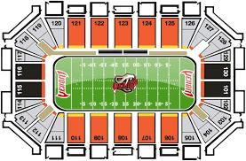 Arena Seating Chart