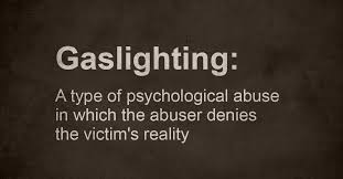 Image result for gaslighting