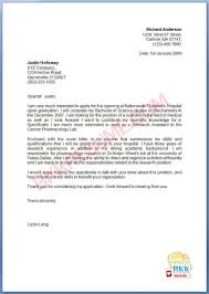 Application Letter For A Nursing College Perfect Resume Format