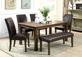 dining room table with upholstered bench. Bench:Dining Room Upholstered Bench Seating Fresh Home And Image Ideas Table Pic Photo 55 Dining With I