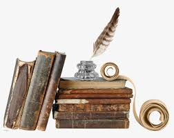 european old old books european old books quill pen ink png and psd