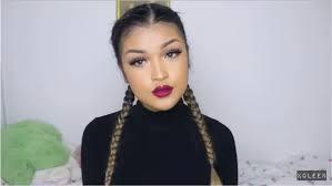insram bad make up tutorial