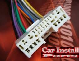 mazda oem stock radio wire harness plug 2001 2011 image is loading mazda oem stock radio wire harness plug 2001