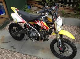 demon x 140 pit bike with spares singletrack forum