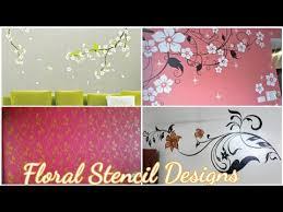 25 fl wall stencil designs asian