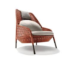 dedon outdoor furniture. Ahnda Wing Chair By DEDON | Garden Armchairs Dedon Outdoor Furniture