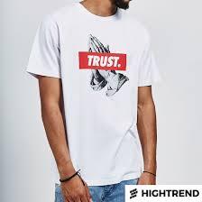 Cayler Sons T Shirt Trust White