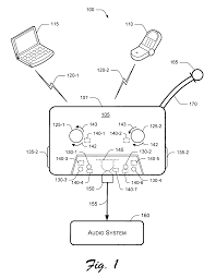 patent us20050245191 wireless cassette adapter google patents patent drawing