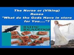 The <b>Norse</b> Oracle (<b>Viking Runes</b>) overview by <b>Lady</b> Sharona ...