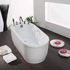 aquatica purescape 51 x 30 freestanding acrylic bathtub