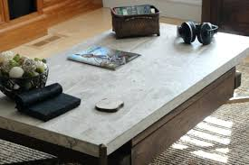 travertine coffee table coffee table base travertine top coffee table round
