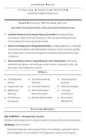 Personnel Management Job Description Hr Manager Job Description Template