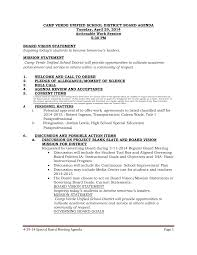 4-29-14 Special Board Meeting Agenda Page 1 CAMP VERDE UNIFIED SCHOOL  DISTRICT BOARD AGENDA Tuesday, April 29, 2014 Actionable