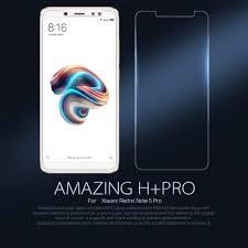 nillkin redmi note 5 h pro glass screen protector