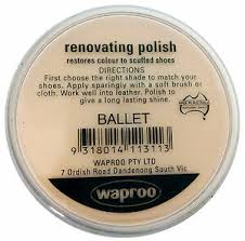 Waproo Colour Chart Details About Waproo Ballet Pink Shoe Polish Cream Renovating Polish Top Quility