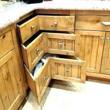 corner cabinets with drawers kitchen corner cabinets best cabinet ideas on drawers drawer corner cabinets with drawers kitchen