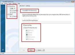 tweakbit file recovery free