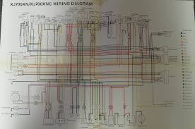 cannot get spark xjbikes yamaha xj motorcycle forum i don t have a minimal diagram but you be able to refer to the full maxim x diagram