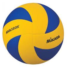 <b>Мяч волейбольный Mikasa MVA380K</b> - Мячи