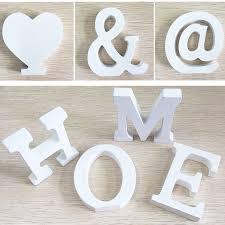 Letter S Home Decor