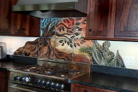 Back Splash For Kitchen Ceramic Tile Backsplash Images Interesting Kitchen For Handmade