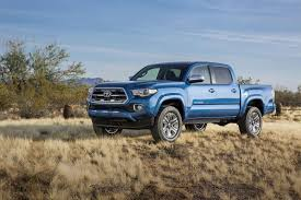 New, 2016 Toyota Tacoma is Primed for Mid-Size Truck War - AutoTribute