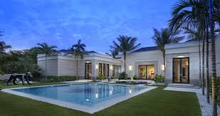 style u shaped house plans with courtyard pool