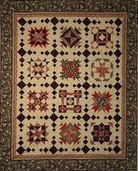 143 best Quilt Settings images on Pinterest | Centerpieces, Crafts ... & Sampler Quilt Settings | of sampler style quilts on the market but the  setting on this Adamdwight.com
