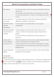 Notes Managerial Communication 3 Business Correspondence And