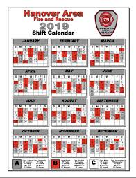 Firefighters Shift Calendar 2015 Chad Arnold Iaff Local 2045