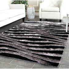 livg modern gray area rugs