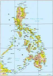 philippine  maps