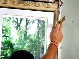 installing a sliding patio door replacing sliding glass door with french doors glass door amazing how installing a sliding patio door