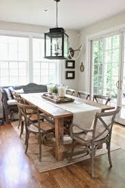Best  Rustic Dining Tables Ideas On Pinterest - Dining room lighting