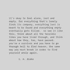 Quotes About Finding Yourself After A Break Up Best of 24 Best Life Quotes Images On Pinterest Thoughts The Words And