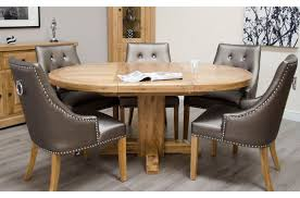 oak round extending dining table previous next zoom image zoom image zoom image