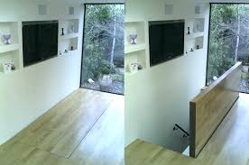 glass basement door ideas perfect options interior doors cellar access clear g