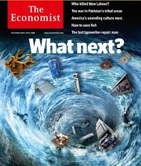 economist cover the economist financial whirlpool cover at traders narrative