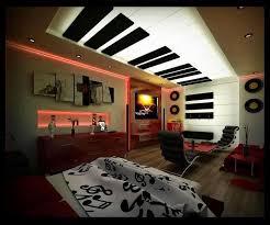 30 al notes illusion made by a gypsum false ceiling design