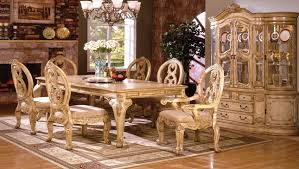 antique white dining room set. Tuscany Antique White Traditional Formal Dining Room Furniture Set Leg Table