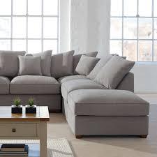 Whole Living Room Furniture Grosvenor Scatter Back Corner Sofa Dunelm Living Room
