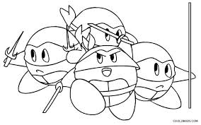 Download and print these kirby coloring pages for free. Printable Kirby Coloring Pages For Kids